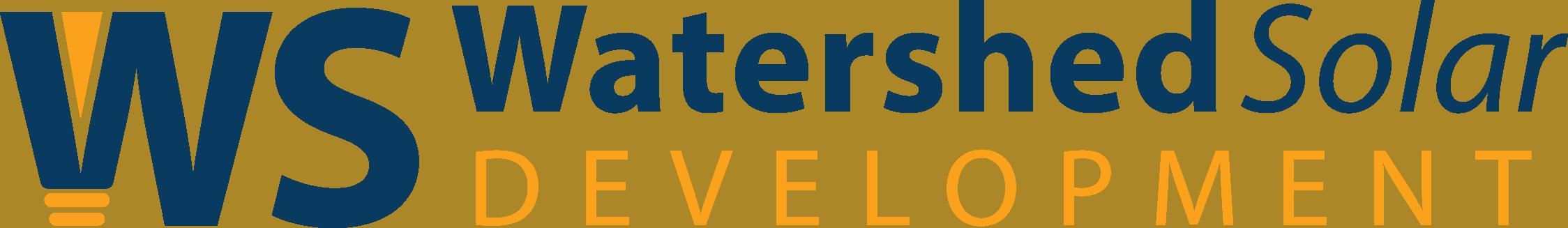 Watershed Solar Development Logo